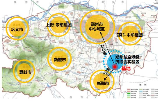 郑州航空港区盛世城邦