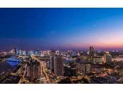 宁波集中供地:龙湖联合华侨城29亿+700平米自持获北仑商住地