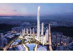 深圳世茂深港国际中心蓝图调整结果公示 最高建筑拟设定为600米