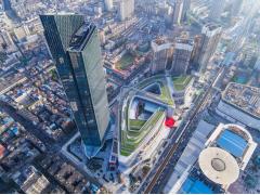 卢韦柏:武汉恒隆广场较昆明项目更成功 营运成本3个月即回正