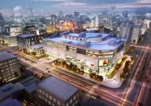 西安新城区东市商业广场