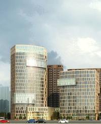 北京路劲世界城