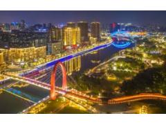 江门枢纽新城挂牌一宗5.58万平商住地 起拍价9.5亿